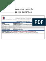 Ensayo Filosófico Fe y Razón Emerson Johan Pico Vega