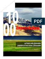 1000 ideias empreendedoras