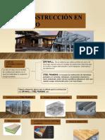 CONSTRUCCION EN SECO  AMPARO