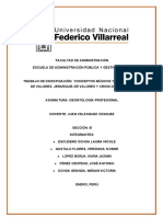 CONCEPTOS BÁSICOS Y CLASIFICACIÓN DE VALORES. JERARQUÍA DE VALORES Y CRISIS DE V