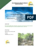 Micro-Hydro Electricity Project Kadugannawa