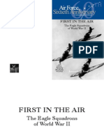 First in the Air the Eagle Squadrons of World War II