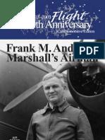 Frank M. Andrews Marshall's Airman
