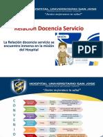 Socializacion Docencia Servicio