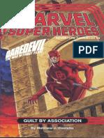 Marvel Super Heroes 8 - Daredevil - Guilt by Association