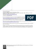 American Feudalism (Ruggerio Romano and Stanley J. Stein)