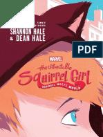 (The Unbeatable Squirrel Girl 1) Hale, Shannon_ Hale, Dean_ Hale, Dean - Squirrel Meets World