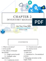 Chapter 2 - Inventory management-st