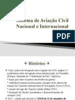 Sistema de Aviação Civil Internacional