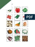 legume fisa de lucru