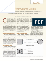 SpecWise- Composite Column Design