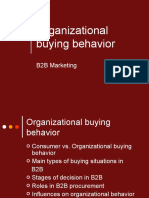 organizational-buying-behavior