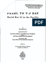 Pearl to v-J Day WW II in the Pacific