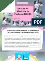 Difusión pulmonar de monóxido de carbono - Anguieta-Valarezo.