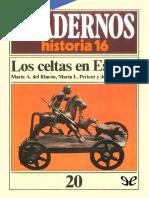 Los celtas en Espana