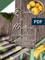 16 Conseils et 16 astuces pour confectionner vos Rhums Arrangés