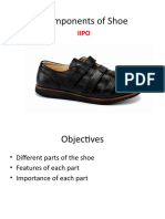 Components of Shoe