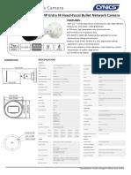 CNC-4180 IP HD Network Camera