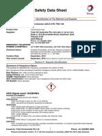 17 Manual Transmission Axle 8 Fe 75w-140 Msds