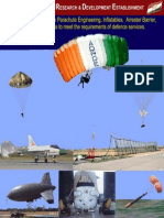 India's Aerial Delivery Research and Development Establishment [ADRDE] [DRDO institute]