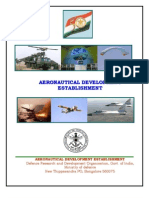 Aeronautical Development Establishment [ADE] [DRDO institute]
