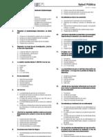 Autoevaluaciones Salud Publica (Primera Vuelta)