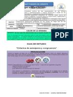 GUIA DE ESTUDIO No. 1 MATEMÁTICAS 9° P-II
