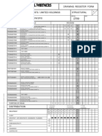 Drawing Register Form-3