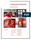 vodafone- services project