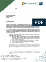 Capacitación PRESUPUESTO.NET - INTEGRASOFT SAS