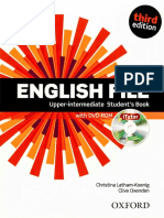 English File 3rd Ed. Upper-Intermediate Student's Book Units 1-2