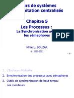 Chapitre 5 - Synchronisation avec sémaphores