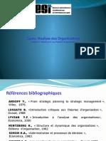 Chapitre Premier Complet Cours Orga 1cs Theorie Des Organisations