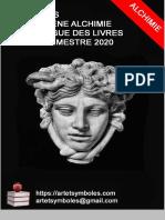 Catalogue Des Éditions Philomene - Alchimie