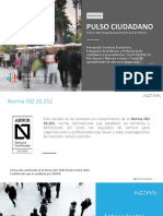 Pulso Ciudadano Febrero