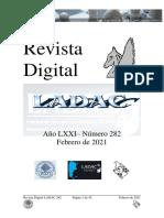 Revista Digital LADAC N° 282