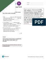 Gold_Exp_C1_Review_Test_Units_1_3_Language_Test_B