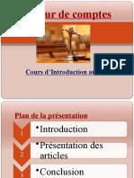 Droit La Cour Des Comptes
