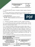 NBR 10043 Pb 1188 - Fendas Cruzadas Para Parafusos - Tamanhos E Dimensoes