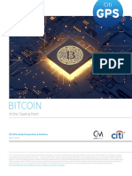Citi - Bitcoin at the Tipping Point