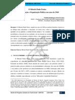 Metodo Paulo Freire. Conscientizaçao Politica