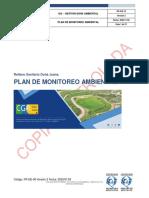 DC-GQ-13 Plan de Monitoreo Ambiental
