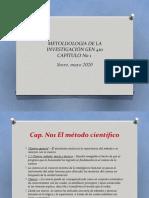 Cap 1 Metodologia Investigación Pga410 (May20)