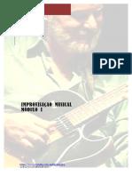 Improvisação musical