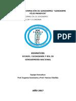 3 Estado Ciudadanía y Rol de Gendarmería Nacional