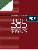 2007FranchiseTimesTop200