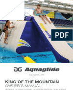 King of The Mountain Manual 2019
