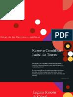 Reservas Científicas