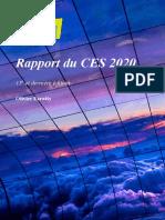 Rapport CES 2020 Olivier Ezratty