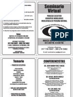 Seminario Virtual, Centro Para La Actualización Profesional